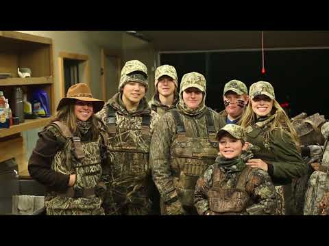 Puddler Fall 2017 - Kids Hunting