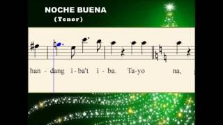 Q25c Noche Buena -  A Tagalog Christmas Song (Tenor)