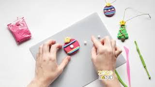 як з пластиліну зробити іграшки