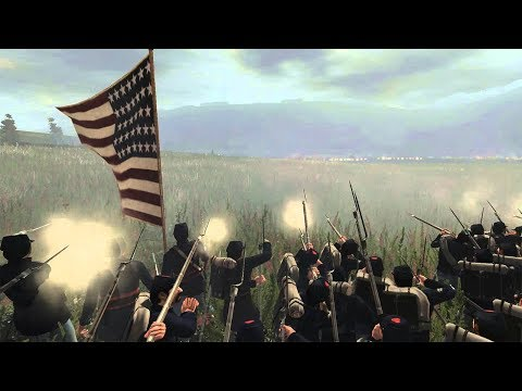 CRAZY PUSH FOR KENTUCKY! EMPIRE TOTAL WAR: AMERICAN CIVIL WAR: CAMPAIGN EP. 2