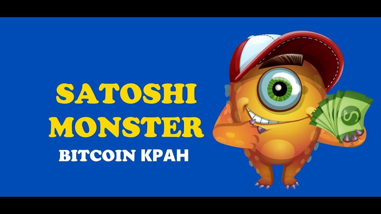 satoshi monster