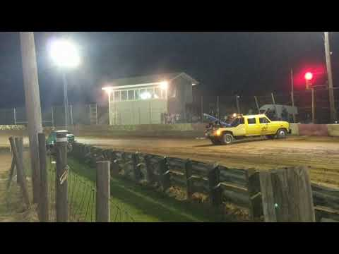 Stock car crash at Dixieland Speedway | Insercorp Motorsports