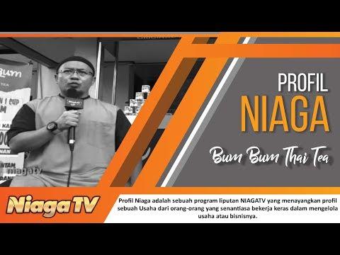 Profil Niaga : BUM-BUM THAI TEA