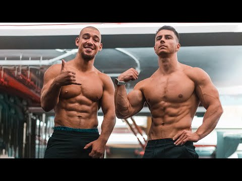 3 exercises to get ripped - hardcore sixpack workout by Vadym Oleynik & Dejan Stipke
