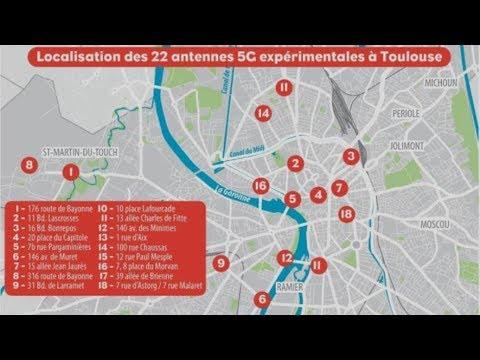 ANALYSE. Comment la 5G s'installe à Toulouse