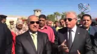 بالفيديو.. محافظ جنوب سيناء: نسبة إقبال السيدات فاقت التوقعات