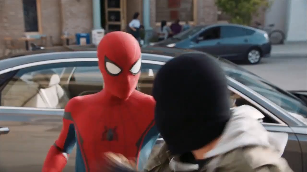 Spider Man Homecoming Audi Commercial Youtube
