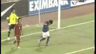 U23 Malaysia 2-1 U23 Myanmar Highlights VFF Cup 201.mp4