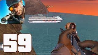 Sniper 3D Assassin: Shoot to Kill - Gameplay Walkthrough Part 59 - Region 17 (iOS, Android)