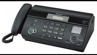 жөндеу факс Panasonic