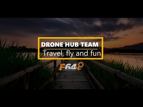 Review drona Parrot ANAFI cu Drone Hub