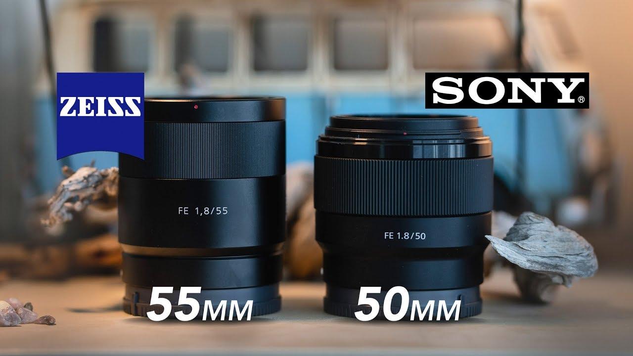 55mm vs