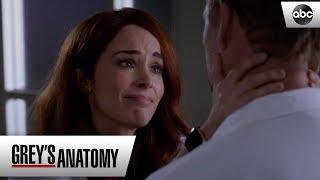 Megan Tells Owen To Get Help - Grey's Anatomy Season 15 Episode 20