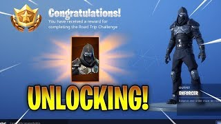 *NEW* ROAD TRIP SKIN UNLOCKING!! Fortnite Battle Royale