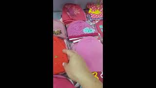 Видео Оптом детские шапки от 85 рублей (1-12 лет)