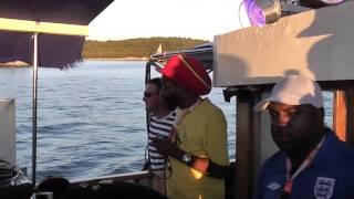 Outlook Festival 2010 - SubDub Boat Party - Part 1