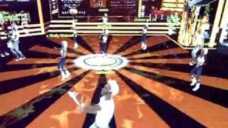Dragonforce Dancers - GB-Koenig der Dieben 11.04.2010 1/2