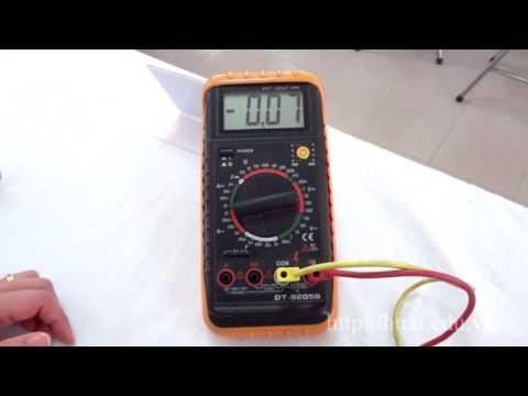 Bài giảng điện tử - Thí Nghiệm Đo Điện Trở Bằng Cầu Wheatstone