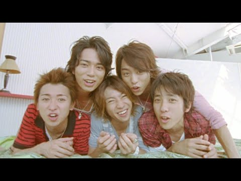 嵐 Happiness Official Music Video
