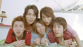 嵐 - Happiness [Official Music Video]