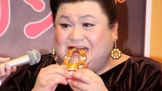 タレントのマツコ・デラックスさんが1月7日、東京都内で行われたミスタ...