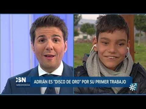 La historia de superación de Adrián Martín en #NoticiasMediodía
