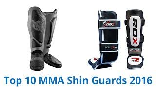 10 Best MMA Shin Guards 2016