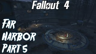 Fallout 4 Far Harbor Playthrough: Part 5- Cliff's Edge Hotel We spe...