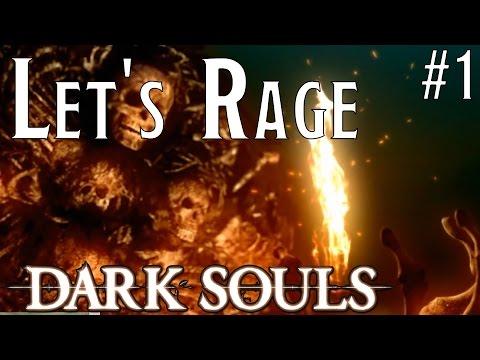 Let's Rage!    Dark Souls w/ MyRegards!