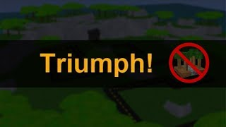Solo Triumph WITHOUT Farms! [OLD] | Tower Battles [ROBLOX]