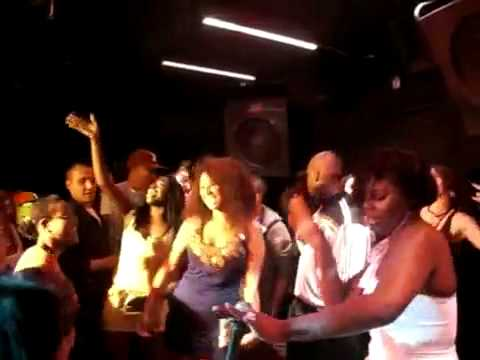 Meleka - Go & Miss Me @ Bubbling Over, London