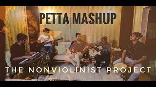 Ullaallaa / Petta Theme   Superstar Rajinikanth   The NonViolinist Project