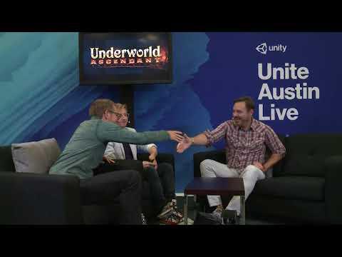 Unite Austin Live - Day 1 - Neill Blomkamp (ADAM: The Mirror), Google, Microsoft, OTOY, MWU & more