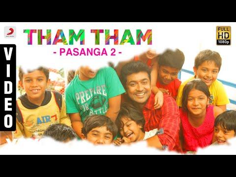 Tham Tham Song Lyrics From Pasanga 2