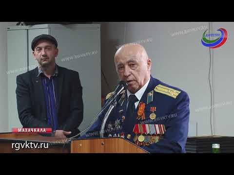 В Махачкале поздравили ветеранов ВОВ, а также ополченцев 1999 года