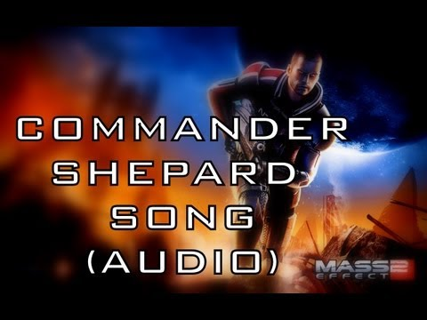 Commander Shepard - Mass Effect song by Miracle Of Sound - original video