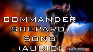Скачать Commander Shepard Mass Effect Song By Miracle Of Sound Original Video