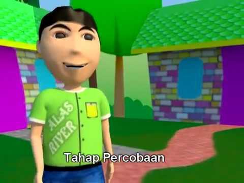 Animasi/cartoon Bahasa Alas dari daerah Aceh Tenggara