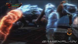 God of War III Video Walkthrough: Hera's Garden to Labyrinth, Chapter 5 Part 2