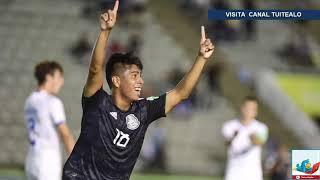 México cae 2 1 ante Italia en la Copa del Mundo Sub 17 en el estadio Bezerrao