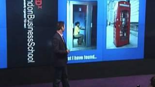 TEDxLondonBusinessSchool - Brian Forde- Rethinking Social Enterprise