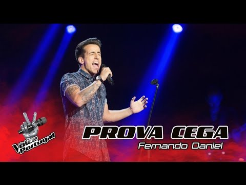 Fernando Daniel - When We Were Young | Provas Cegas | The Voice Portugal