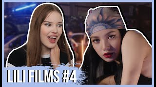 LILI's FILM #4 - LISA Dance Performance Video REACTION | Lexie Marie