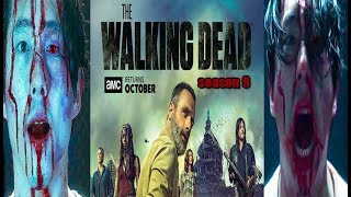 Video TRAILER TEMPORADA 9 DE THE WALKING DEAD EL REGRESO DE GLENN EXTRAOFICIAL | HYPER HALCON download MP3, 3GP, MP4, WEBM, AVI, FLV Juli 2018