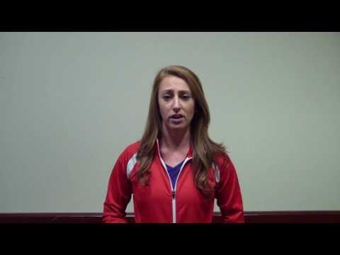 Training Tip From Samantha Knueppel