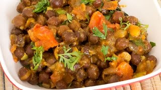 Memoni Kala Chana Aloo Chat king chef shahid jutt