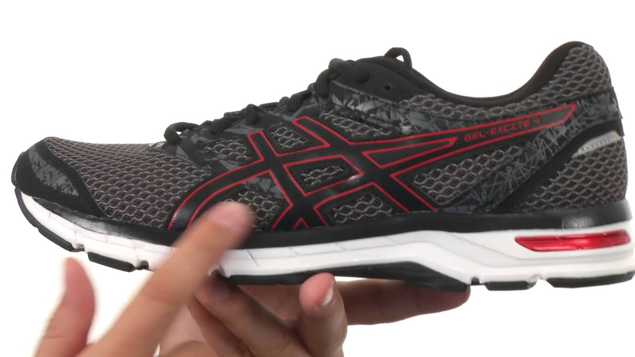 09817f8cf ASICS Gel-Excite® 4 SKU 8695597 - YouTube