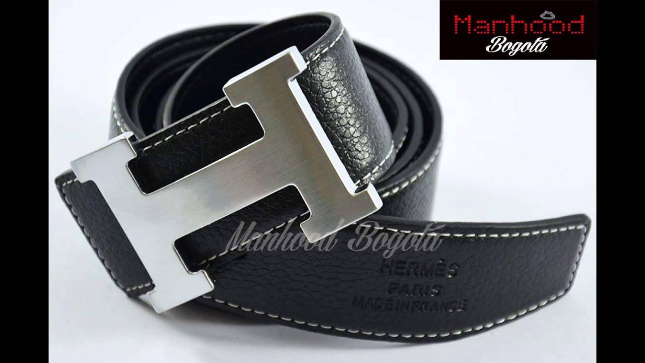gran descuento 218a2 91059 Cinturones Hermes