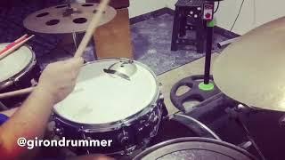 JD Beck drum lick by Carlos Girón