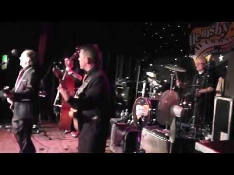 MIKE WAGGONER & HEMSBY HOUSE BAND Hey Mamma + Guitar Man HEMSBY 53 Oct 2014